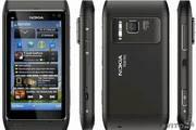 Продам Nokia N8 black 16gb