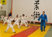 Набор детей в спортивную секцию джиу-джитсу
