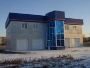 Коммерческое здание 2 этажа с боксами в г.Грязи