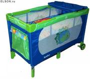 Манеж-кровать SECA Baby Park 120. Новый. 2800руб.