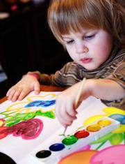 Уроки рисование для детей