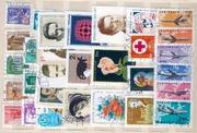 Отдам даром марки
