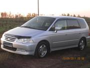 Продаю отличный семейный минивэн Honda Odyssey 2000г.