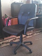 Продам кожаное кресло!