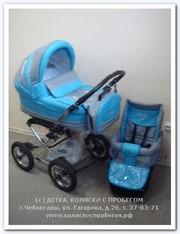 Классическая коляска Adamex Classic