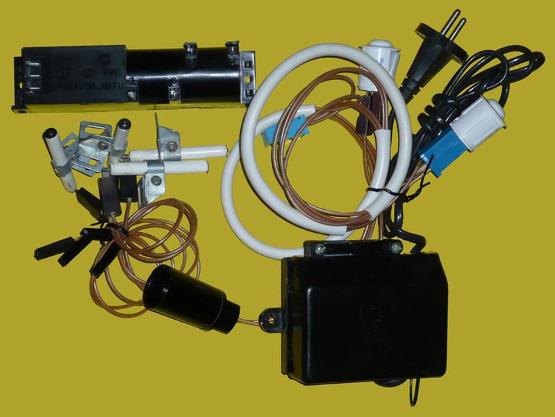 Ремонт газовых плит с электроподжигом своими руками