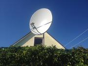 антенны спутниковые  и эфирные