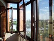 Качественные окна и балконы ПВХ