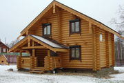 Строительство домов из рубленого бревна в Липецке и Липецкой области