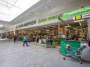 Типовое решение – освещение гипермаркета ЛеруаМерлен