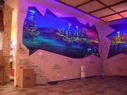 Франшиза Acmelight - светящиеся краски и товары