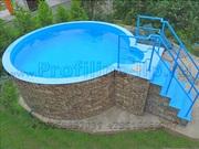Купить бассейн,  купель из пластика  в Липецке