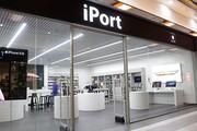Освещение магазина IPort
