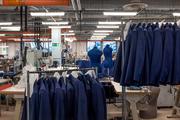 Освещение производственного комплекса «Балтийской Текстильной Компании