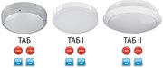 Новая серия накладных светодиодных светильников - ТАБ