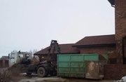 Вывоз строительного мусора (Бункеровоз)